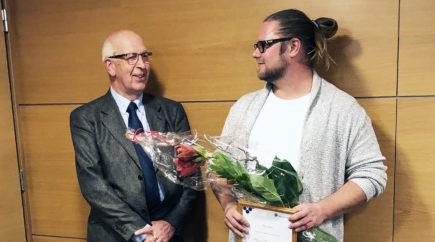 Tampereen Viherrakennus Oy sai Vuoden 2019 kummiyritys -palkinnon