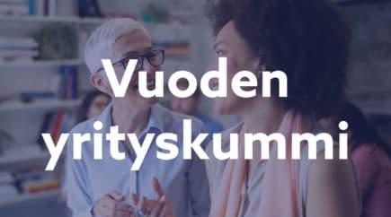 Tapio Somppi on vuoden 2017 yrityskummi