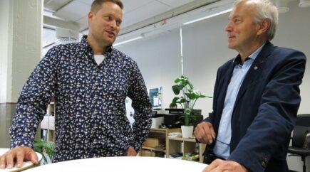 """""""ILMAN KUMMIN ROHKAISUA OLISIN EHKÄ YKSINYRITTÄJÄ"""""""
