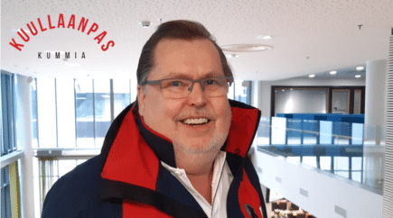 """""""JOS YKSI OVI SULKEUTUU, JÄÄ MONTA OVEA AUKI"""""""